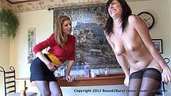 desperate naked girls